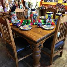 Torno & Carmen Square 5pc Dining Set