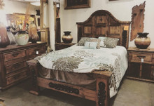 Morelia Queen 4pc Bedroom Set