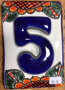 "House Number ""5"" Talavera"