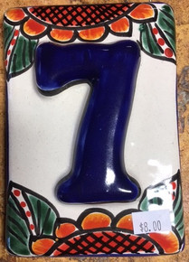 "House Number ""7"" Talavera"