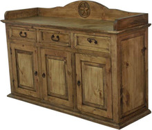 3 Drawer Texas Star Buffet