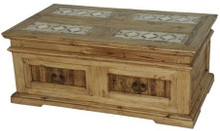 Cantera 4 Drawer Coffee Table