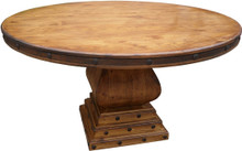 Gitana 53'' Round Dining Table 25% OFF * 1 LEFT AT THIS PRICE