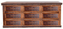 Pedregal Tooled Leather Dresser