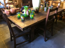 Las Piedras 5pc Dining Set w/ San Jose Chair 30% OFF *2 sets left at this price
