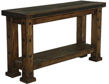 SOLD OUT  50% OFF Laguna Console Table
