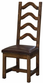 Z-SOLD OUT Laguna Chair w/ Leather 50% Off