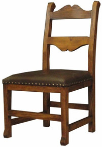 Tuscan Chair w/ Leather