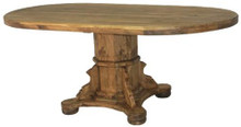 Ixtapa Oval Dining Table