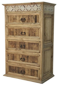 Z-Sold OUT Cantera Tall Dresser 50% OFF