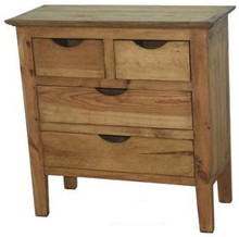 Chipilo 4 Drawer Dresser