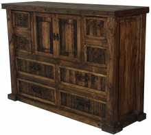 La Villa 8 Drawer Dresser