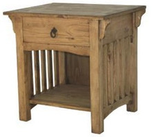 Costa 1 Drawer End Table