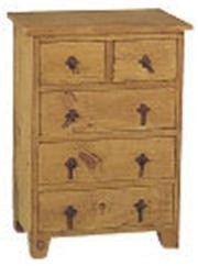 Five Drawer Nightstand 50% OFF *2 LEFT AT THIS PRICE