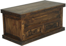 Antigua 2 Drawer Trunk