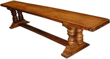 Hacienda Dining Bench