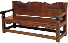 Mesquite Lucia Bench