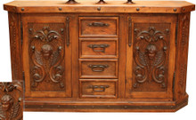 Angels 4 Drawer Buffet