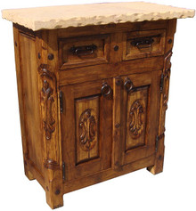 Sencillo Buffet w/ Marble Top