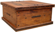 Baul Trunk Coffee Table