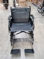 PQUIP 22DT WHEELCHAIR - 55CM WIDE SEAT Ex Demo