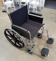 PA196(C1) PQUIP 22S DETACHABLE WHEELCHAIR - 55CM WIDE SEAT