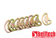 Belltech 99-13 Chevrolet Silverado/Sierra C 1500 2wd/4wd Front end alignment cam lock plate kit 1 degree