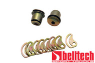 Belltech 99-13 Chevrolet Silverado/Sierra C1500 2wd/4wd Front camber Bushings, Cam lock plate