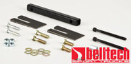 "Belltech 94-98 Dodge Ram 1500 Pickup w/ 2 piece driveshaft angle correction kit w/4"" drop"