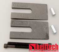 Belltech Universal 4 Degree Pinion Shims