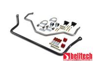 Belltech 01-10 Chevrolet 2500/3500HD  Sway Bar Set