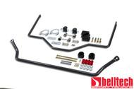 Belltech 03-06 Chevrolet Silverado 1500 SS AWD Sway Bar Set