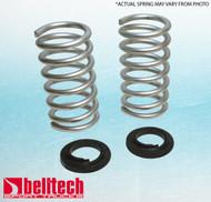 "Belltech 97-00 Chevrolet Silverado/Sierra 3/4 Ton  97-00 1 Ton  1""/2"" Lowering Springs"