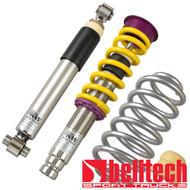 Belltech 03-06 Chevrolet SSR Front Coilovers& Rear Shocks Stainless Steel, Adj. Rebound & Compression dampening