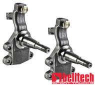 """Belltech 67-69 Chevrolet Camar /Firebird 2"""" Drop Spindles"""