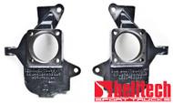 "Belltech 01-10 Chevrolet Silverado/Sierra HD 1500/2500, 8 Lug 2"" Drop Spindles"