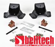 """Belltech 75-91 Chevrolet 1 Ton 2"""" Hanger Kit"""