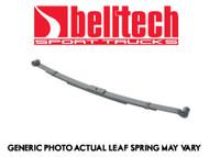 """Belltech 67-68 Mercury Cougar 0"""" Leaf Spring"""