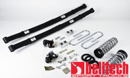 """Belltech 04-12 Colorado/Canyon Ext Cab 3""""/4"""" Front/5"""" Rear Drop Lowering Kit 610"""