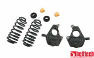 """Belltech 07-13 Avalanche w/out Autoride 2"""" Front/ 2""""/3"""" Rear Drop Lowering Kit 747"""