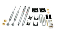 "Belltech 97-03 Ford F150 V8 2""/3"" Front/4"" Rear Drop w/SP Shocks Lowering Kit 917SP"