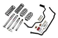 """Belltech 78-87 Oldsmobile Cutlass  1"""" F/1"""" R Lowering Kit"""