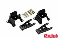 "Belltech 73-87 Chevrolet 1/2 Ton C10 4"" Rear Drop Shackles & Hangers"