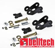 Belltech 95-99 Chevrolet Suburban 1/2 Ton Rear Shock Extensions