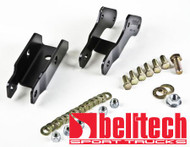 Belltech 97-03 Ford F150 Quad Cab Rear Shock Extensions