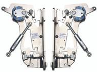 LSD-Doors Kit Mini Cooper type  R50 Min incl. Convertible 02-06
