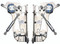 LSD-Doors Kit BMW 3series E92+E93 Coupe + Convertible