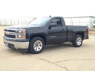"2014 Chevrolet Silverado/Sierra (All Cabs) 2wd 2"" F/4"" R Drop W/ Street Performance Shocks"