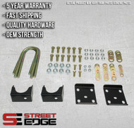 """Street Edge 09-13 Ford F-150 2WD 4"""" Flip Kit"""