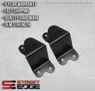 "Street Edge 88-98 Chevy Silverado/C-1500/Sierra 2WD 2"" Rear Hanger Kit"